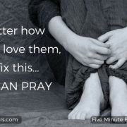 What to Do When Tragedy Strikes